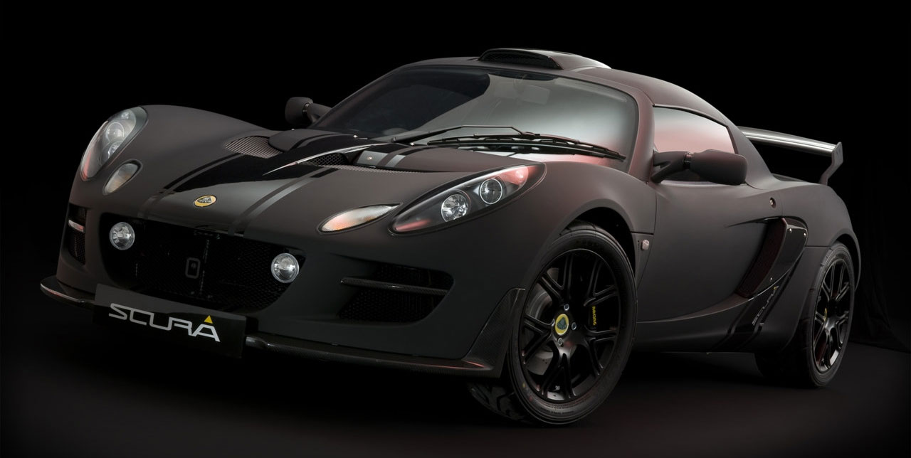 """Lotus Exige Scura"" unveiled at the Tokyo Motor Show"