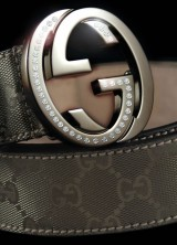 Diamond Encrusted Gucci Belt is the world's most expensive belt