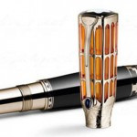 "Montblanc's ""Diego Rivera"" Limited Edition Fountain Pen"