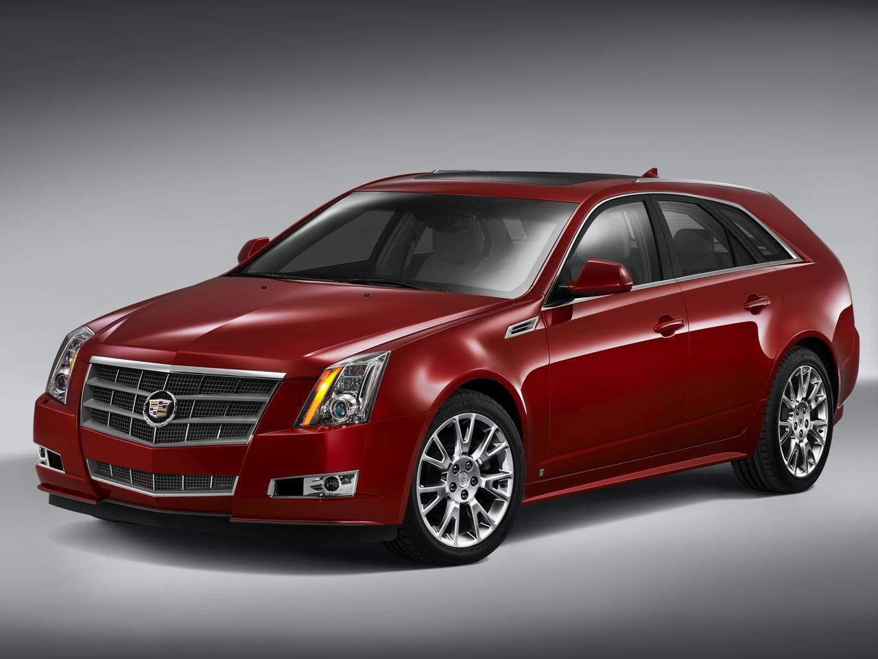 2010 cadillac cts sport wagon takes driving to the next. Black Bedroom Furniture Sets. Home Design Ideas