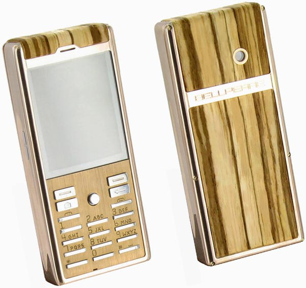 Bellperre Finest Woods &#8211; Handmade Luxury Mobile Phones
