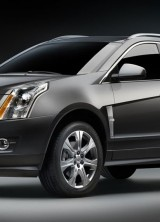 Cadillac 2010 SRX: a True Luxury Crossover in Every Sense