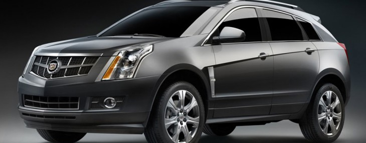Cadillac-2010-SRX-1