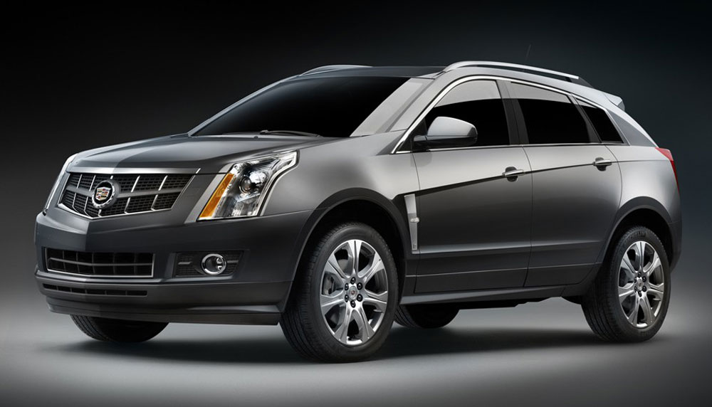 Cadillac 2010 Srx A True Luxury Crossover In Every Sense