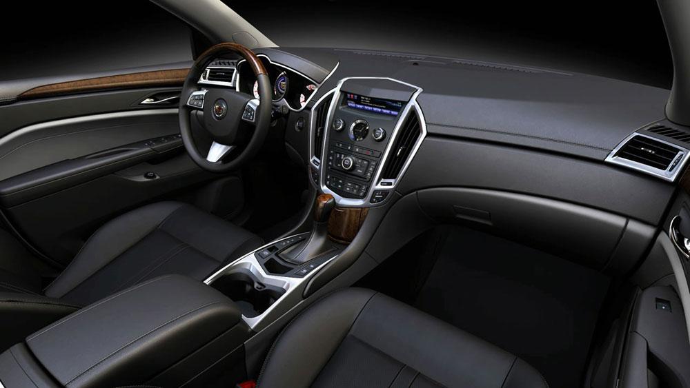 Cadillac-2010-SRX-3