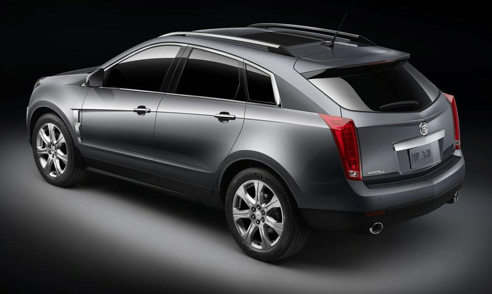 Cadillac-2010-SRX-4