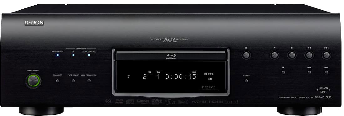 Denon DBP-4010UD Blu-ray player