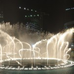 Dubai Fountain – World's Tallest and Most Expensive Fountain In The World