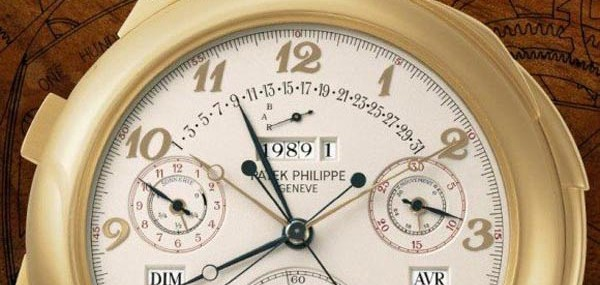 Patek Philippe Calibre 89 – Most Complex and Expensive Watch On Planet Sells For Over $5 Million