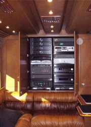Inside BB King's $1.4million Hi-Tech Tour Bus