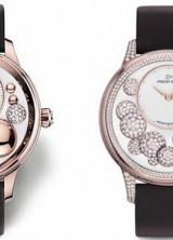 Jaquet Droz Diamond Studded Watch