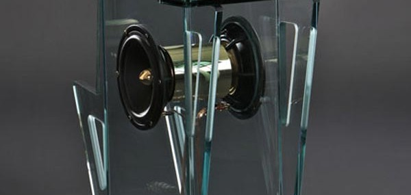 """""""Perfect8"""" – 5.1 Glass Speaker System for Real Audio Pleasure"""