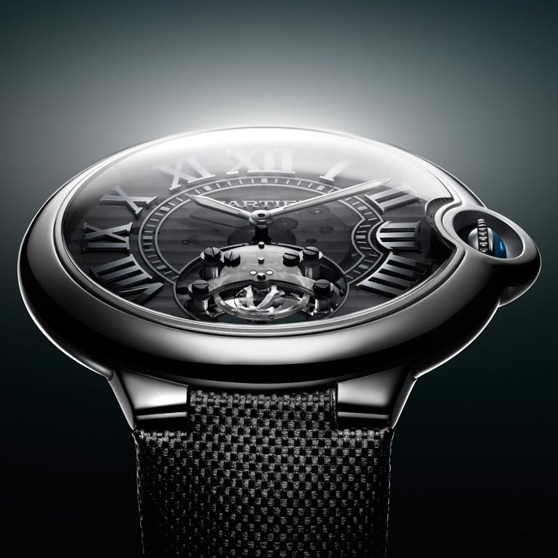 Cartier Id One Concept Watch – Dazzling Piece of Ornament For Your Wrist!