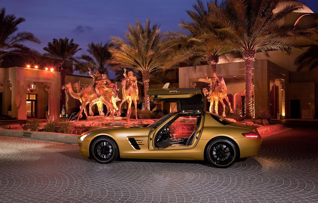Mercedes-SLS-AMG-Desert-Gold-5