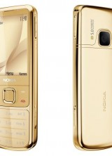 Nokia 6700 Classic Gold Edition – Dazzling Cell Phone Desingned to Impress