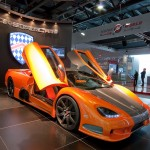 Shelby SuperCars Ultimate Aero – Revealed at the Dubai Motor Show