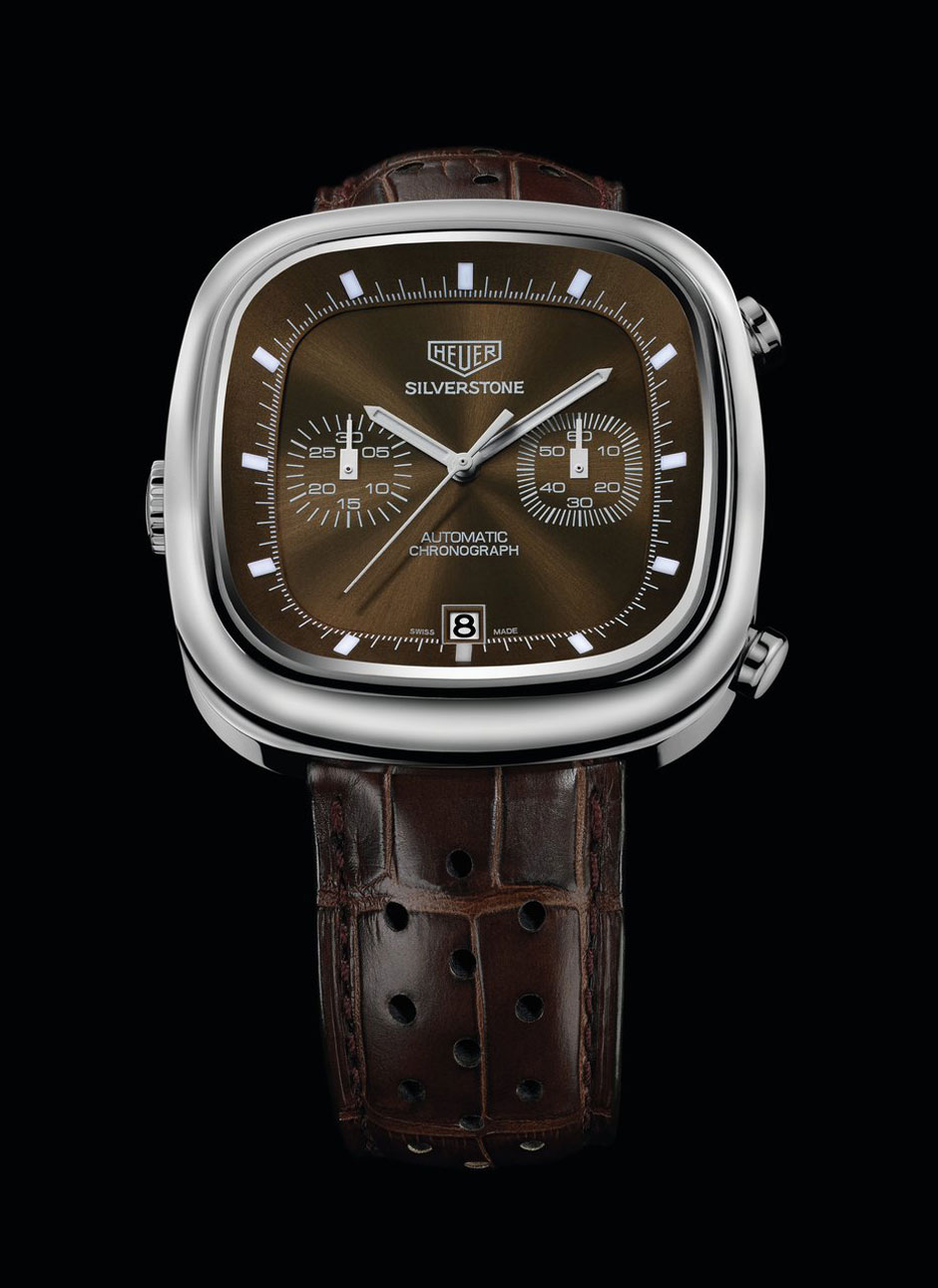 TAG Heuer Silverstone Chronograph watch 3