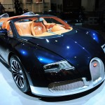 Three Limited Edition Bugatti Veyron Main Stars at Dubai Motor Show