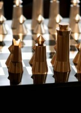 Exquisite Alexander Gelman's Chess Sets – Play Chess with Style