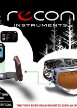 Recon Instruments Present Hi-Tech Ski Goggles with Head-mounted Display and GPS Capability