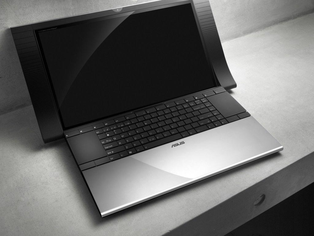Bang Olufsen Asus Nx90 : Asus nx bang olufsen icepower laptop with extended