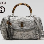 New Gucci Bamboo Handbag Spring 2010 Collection