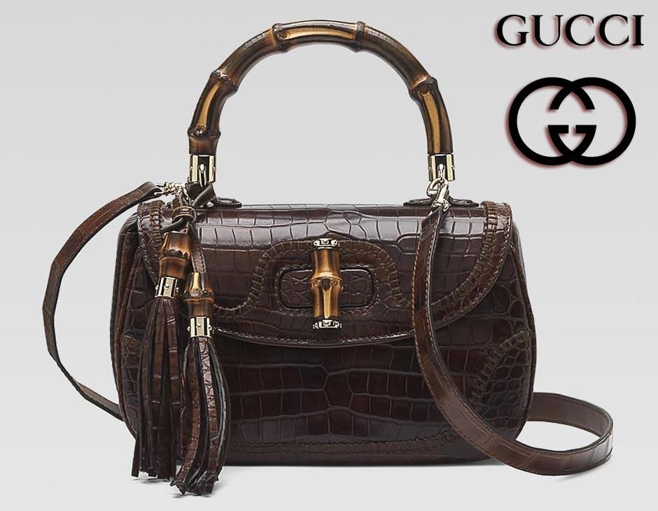Описание Сумки Gucci из зимней коллекции Женские. Просмотренно 2009