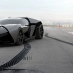 Lamborghini Ankonian Concept Car – Perfect Batmobile for the Next Batman Movie