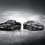 Feel the Wind in Your Hair in Mercedes Benz SL Night Edition and Mercedes Benz SLK Grand Edition