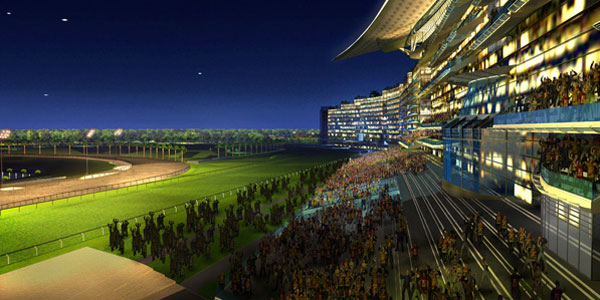 Meydan City Racetrak 6