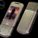 Nokia Supreme – World's Most Expensive Nokia Handset Dazzles With Pink Diamonds