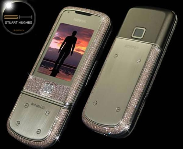 Nokia Supreme &#8211; Worlds Most Expensive Nokia Handset Dazzles With Pink Diamonds