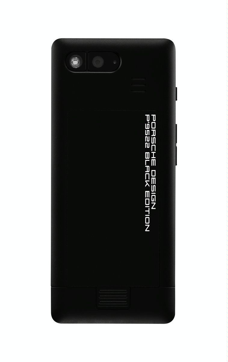 Porsche Design P'9522 Black Edition Mobile Phone 3