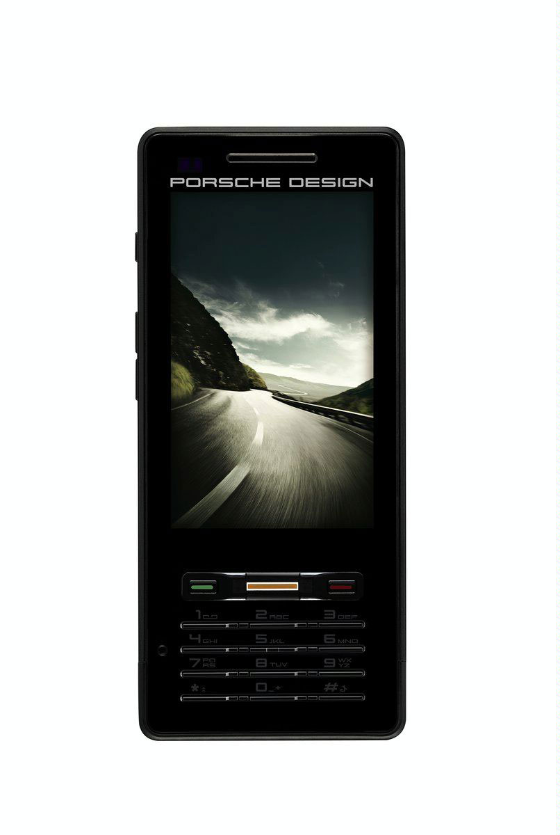 Porsche Design P'9522 Black Edition Mobile Phone