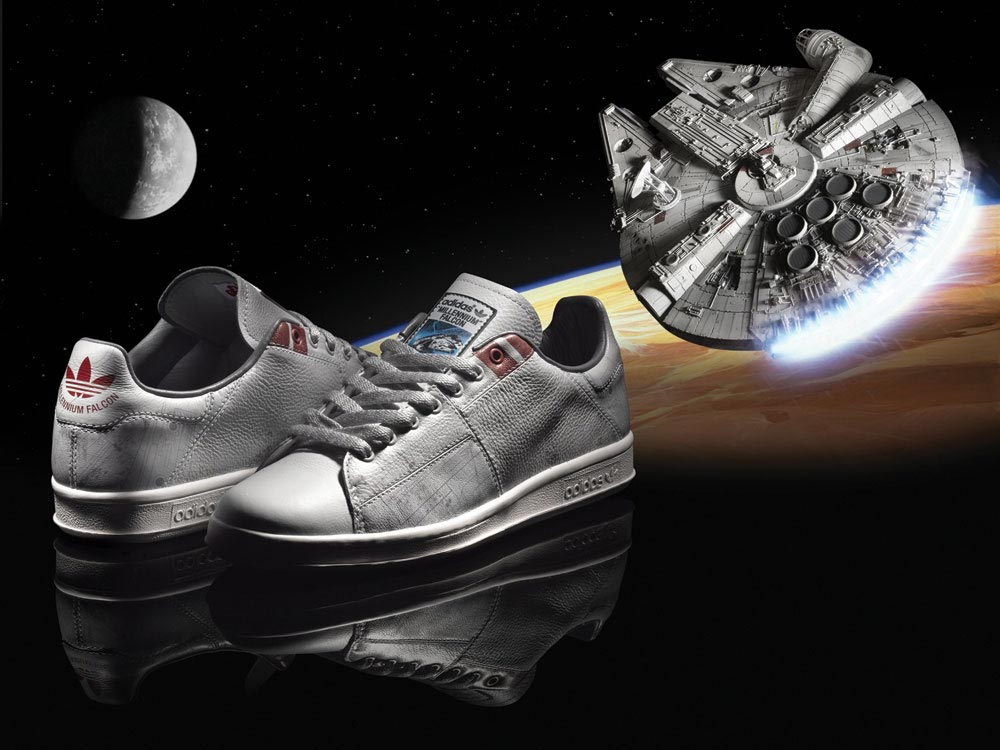 Adidas Originals Star Wars Collection Footwear and Apparel ... 0b54e6838
