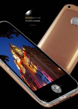 Most Expensive Phone: iPhone 3GS Supreme Rose, Uniquely Designed and Crafted by Stuart Hughes