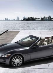 Maserati GranTurismo Convertible – Exclusive Four-seat Cabrio Promises Unique Driving Pleasure