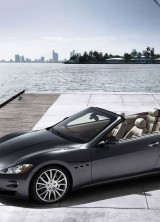 Maserati GranTurismo Convertible Avalaible in Norh America from $135,800