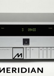 Meridian Audio 808.3 Signature Reference CD Player – World's Finest Audiophile CD Players