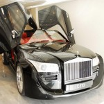 Black Ruby Rolls-Royce Coupe for Just $1.2 Million