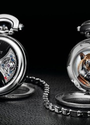 Bovet Fleurier Amadeo Watch Collection – Easily Convertible Timepieces