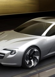 Opel Flextreme GT/E Concept Adds Volt Drivetrain to Five-door, Four-seat Hybrid Coupe