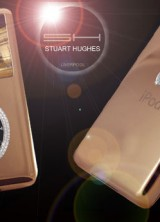 iPod Supreme Rose Edition by Stuart Hughes – Glams Up With Rose Gold and Diamonds
