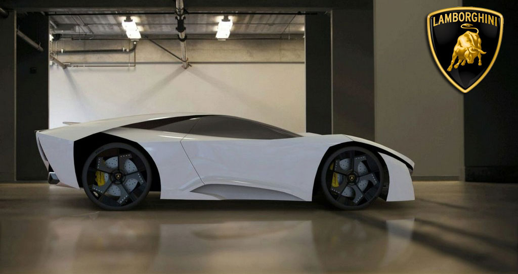 Lamborghini Madura – Futuristic Design Concept for the First Lamborghini Hybrid Car