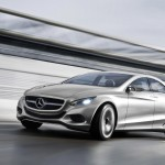 Mercedes F 800 Style – Premium Sedan of the Future