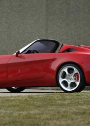 Pininfarina and Alfa Romeo 2uettottanta Concept – Next Generation Alfa Spider