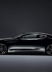 Special Edition Aston Martin DBS Carbon Black Coming to a City Near You