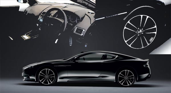 Special Edition Aston Martin DBS Carbon Black Coming to a City Near ...