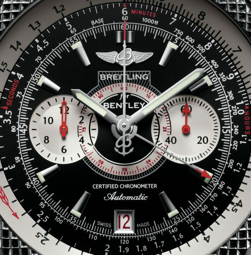 Breitling for Bentley Supersports – Limited Edition Superchronograph for a Superca
