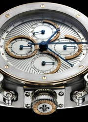 Louis Moinet Unveil Vernoscope With Jules Verne Instrument Watches at the Maison d'Ailleurs